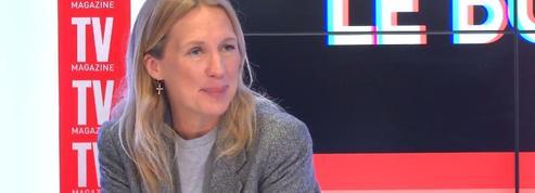 Agathe Lecaron : «Il fallait que Delphine Ernotte soit violente pour faire émerger les femmes à la télé»