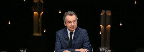 Michel Denisot face aux chanteurs dans Profession sur Canal+