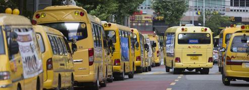 Suneung : le silence s'abat sur la Corée pendant que les lycéens passent le bac