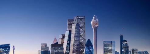 À Londres, ce projet de tour d'observation attire les moqueries