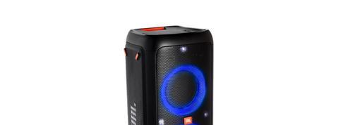 Testée pour vous : enceinte Bluetooth JBL – Partybox 200