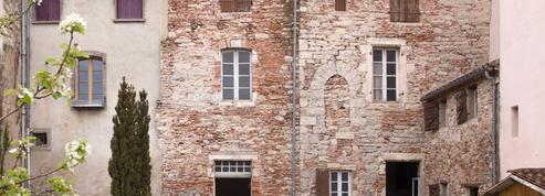 À Cahors, la difficile rénovation d'un ancien presbytère du XIIe siècle