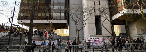À Paris, le campus de Tolbiac fermé ce matin
