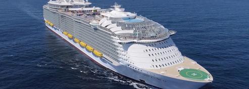 Symphony of the Seas, le navire de la démesure sur France 5