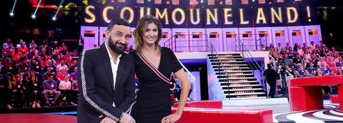 La Scoumoune :Cyril Hanouna joue avec la poisse sur C8
