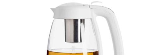 Testée pour vous : théière électrique Siméo – TVV410, votre thé parfaitement infusé