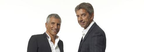 France 2: Nagui et Michel Cymes, en duo pour le meilleur et pour le rire