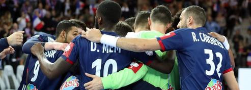 Handball: la demi-finale des Experts sur TF1
