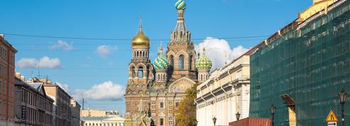 Saint-Pétersbourg: le plancher d'une université s'effondre