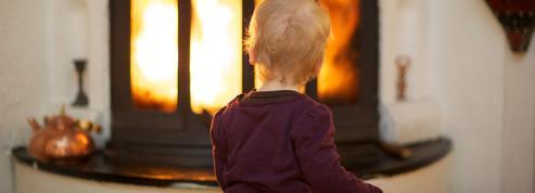 Le chauffage au bois, une source de pollution non négligeable de l'air de nos maisons