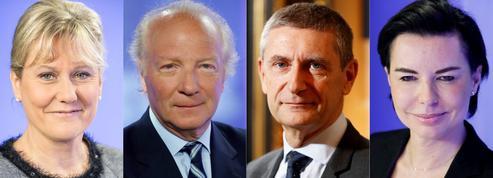 Européennes: les sarkozystes éclipsent les ex-juppéistes dans la liste LR