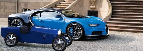 Bugatti Baby, un jouet à 30 000 euros
