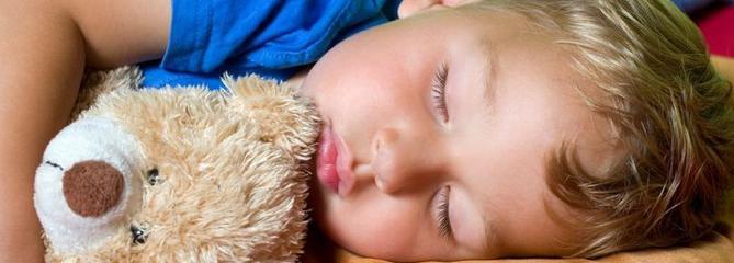 Les enfants aussi ont des apnées du sommeil