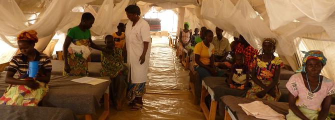Plus de 1000 «fausses méningites» en RDC à cause de médicaments falsifiés