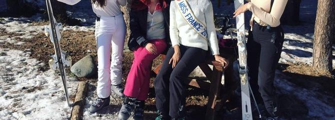 Miss France et son voyage d'intégration : «J'ai découvert la neige et la raclette!»