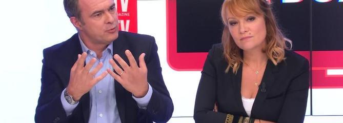 Christophe Delay et Adeline François: «Nous rejetons la surdramatisation de l'info»