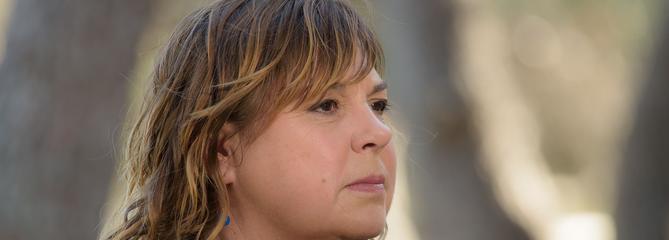 Michèle Bernier:«Je suis une vraie héroïne d'aujourd'hui!»