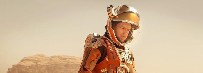 Le film à voir ce soir: Seul sur Mars