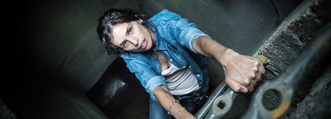 Maïwenn dans Nox: «Une actrice, c'est la féminité multipliée par dix !»