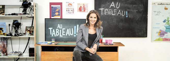 Mélissa Theuriau, productrice philanthrope!