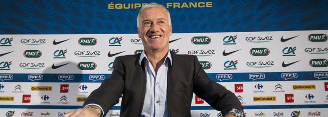Thomas Sotto : «Je mets un carton jaune à Didier Deschamps»