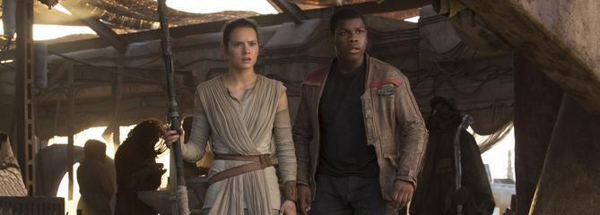 Daisy Ridley, nouvelle étoile de Star Wars