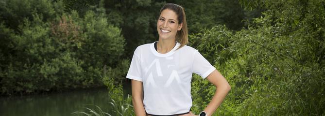 Laury Thilleman, coach sportive sur TF1 : «Être privée de sport était pour moi une punition»