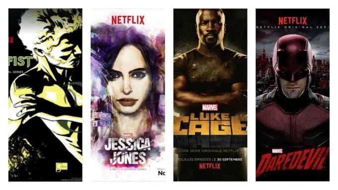 The Defenders est attendu sur Netflix d'ici fin 2017.