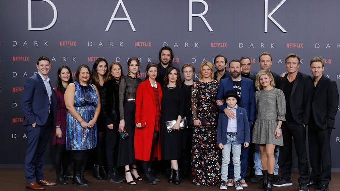 Dans «Dark», il faut un peu de patience pour comprendre qui est qui et quels sont les liens familiaux entre les protagonistes. Pour cause, il existe une quarantaine de personnages!