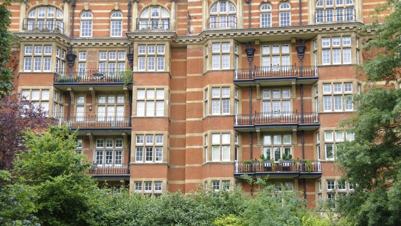 Knightsbridge figure parmi les quartiers plébiscités par les acheteurs étrangers. Crédit: iStock