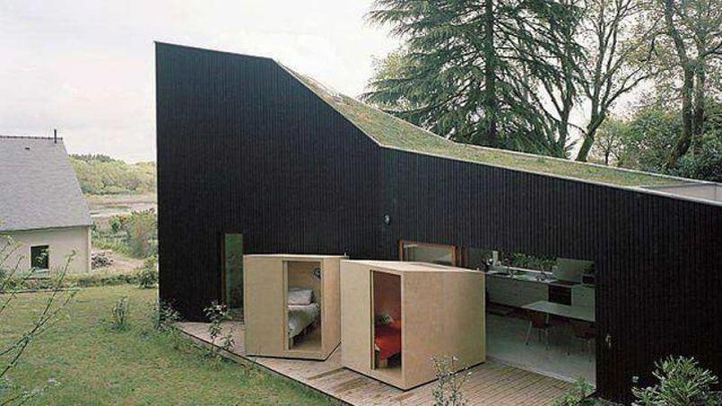 Ces Quatre Maisons D Architecte Sont Les Plus Belles De France