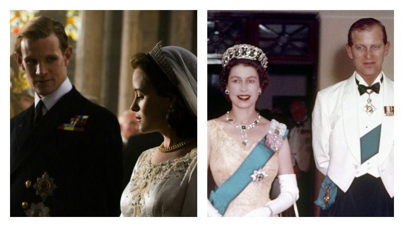 Le couple royal