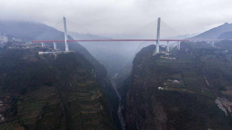 China Highest Bridge