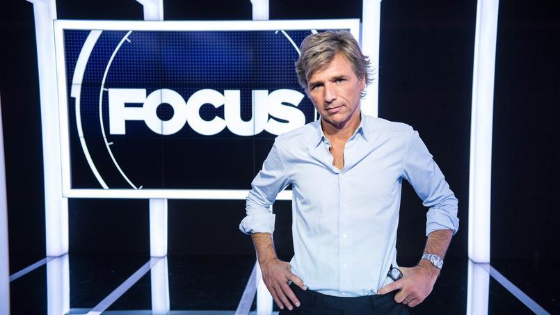 Guy Lagache présente  Focus sur C8.