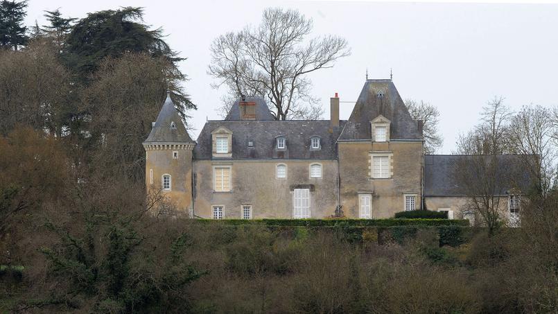 Le manoir de Beaucé, fief de François Fillon.
