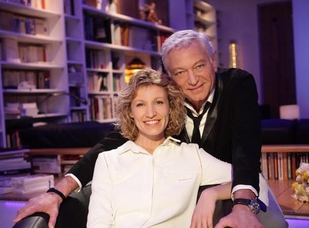 Laurent Boyer & Alexandra Lamy.