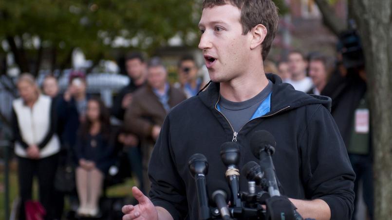 Mark Zuckerberg bientôt papa pour la deuxième fois