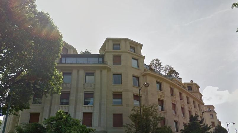 Les immeubles Walter dans le 16e arrondissement.