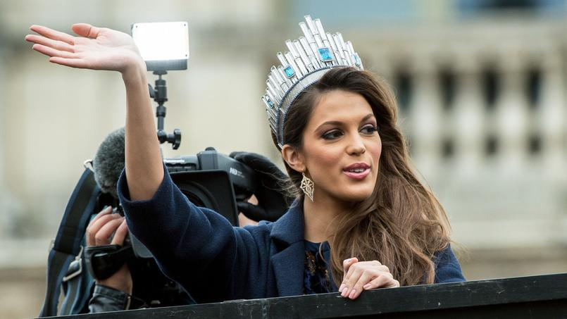 Iris Mittenaere, Miss Univers, va bientôt repartir pour New-York