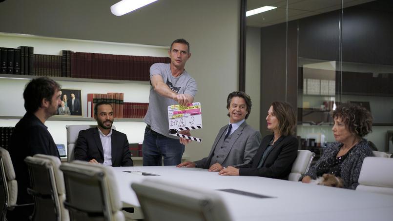 Joué par Assaâd Bouab, le nouveau patron de l'agence va introduire pas mal de désordre et de tensions dans la vie des agents de «Dix pour cent».