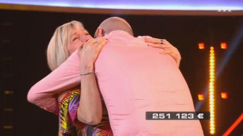 Zapping TV : l'incroyable cagnotte remportée dans The Wall, face au mur sur TF1