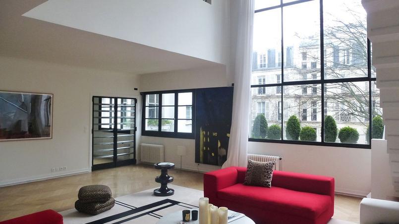 Le bonheur d habiter dans un appartement art d co - Acheter un loft a paris ...