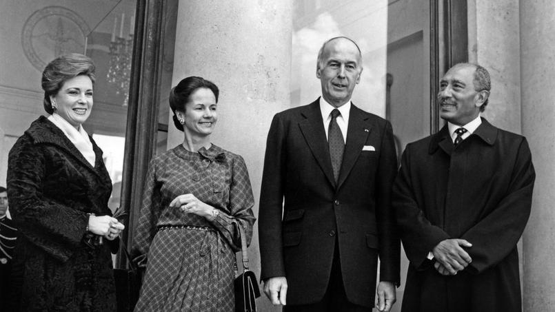 Mr et Mme Sadate