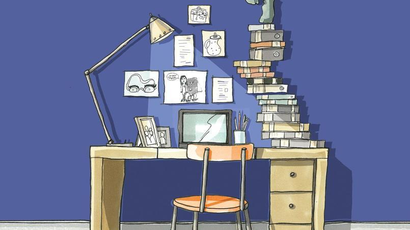 5 conseils pour ranger sa chambre pour la rentr e le figaro etudiant. Black Bedroom Furniture Sets. Home Design Ideas