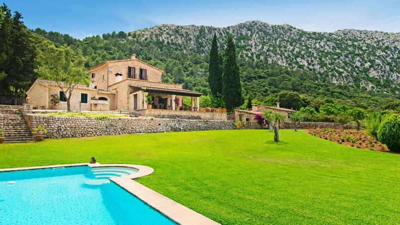 Cette propriété de 28 ha dans le nord de Majorque est mise en vente autour de 7 millions d'euros.