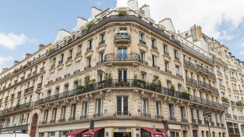 Record de 8.800 euros le m2 en vue à Paris — Immobilier ancien