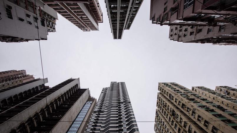 HONG KONG-PROPERTY-CONSTRUCTION
