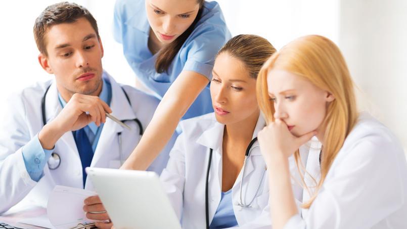 8.450 étudiants vont devoir repasser l'épreuve dite d'internat — Concours de médecine