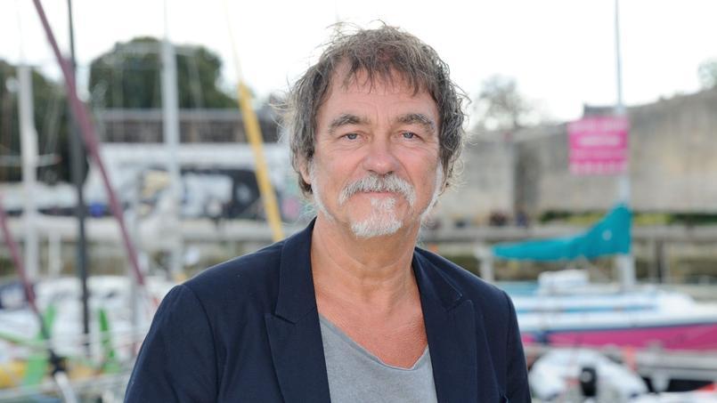 Olivier Marchal à La Rochelle en septembre 2016.
