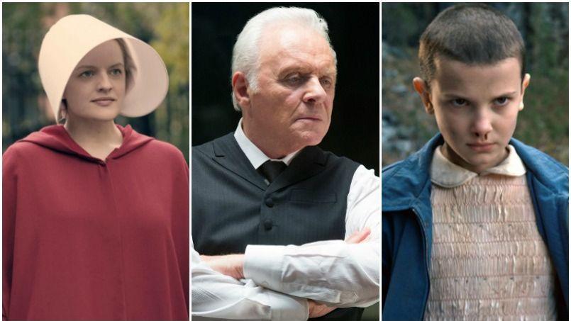 The Handmaid's Tale, Westworld, Stranger Things sont nommés aux Emmy Awards 2017